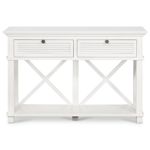 Global Gatherings North Haven 2 Drawer Console Table