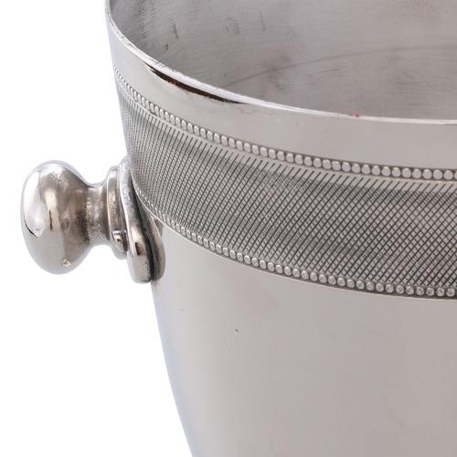 Global Gatherings Baldwin Aluminium Wine Cooler with Handles