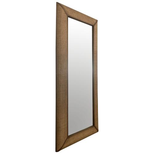 Denver Rattan Wall Mirror