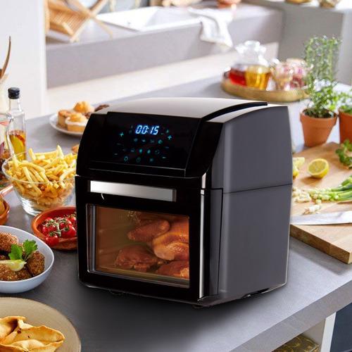 Kitchen Couture Black Kitchen Couture 14L Air Fryer