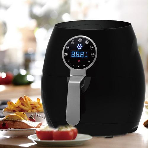 Black Kitchen Couture 5L Digital Air Fryer