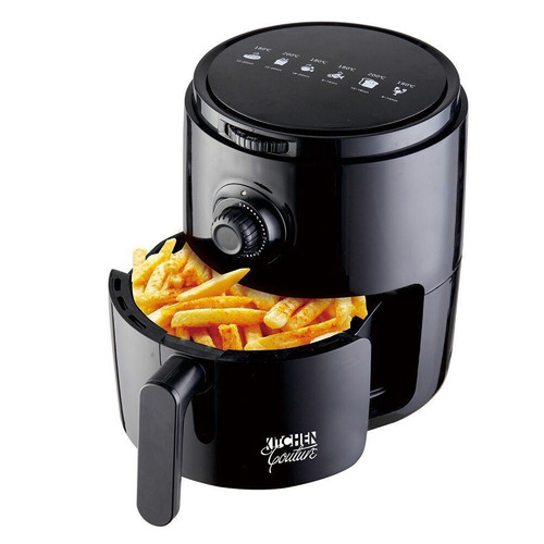 Kitchen Couture Black Kitchen Couture 3.4L Air Fryer