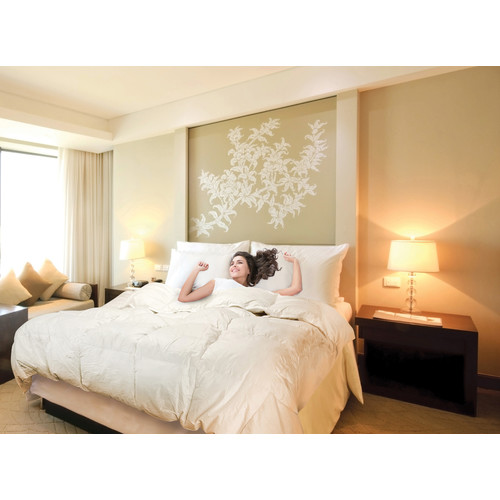 Royal Comfort 500GSM Goose Feather & Down Quilt