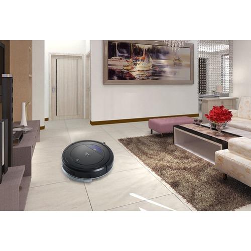 Royal Comfort Black MyGenie ZX1000 Intelligent Robotic Vacuum
