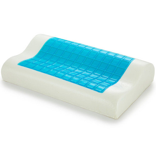 Royal Comfort Gel-Infused Memory Foam Contour Pillows