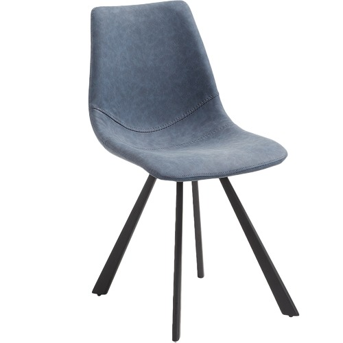 Faux Leather Dining Chair 2