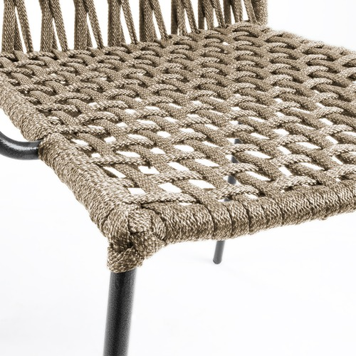 Linea Furniture Barney Rope Outdoor Armchair