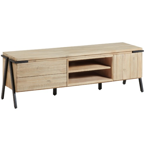 Linea Furniture Elisa Wood Entertainment Unit