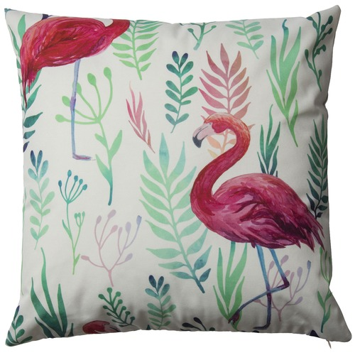 Linea Furniture Damien Flamingo Outdoor Cushion
