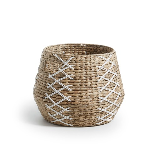 Linea Furniture Kate Water Hyacinth Basket