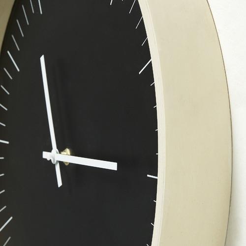 Linea Furniture Elspeth Wood Wall Clock