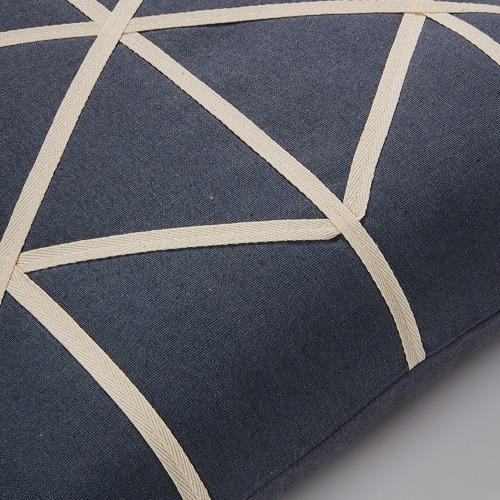 Linea Furniture Kingsley Ribbon Cushion