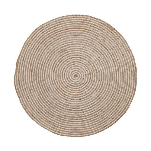 Linea Furniture Nichols Round Jute Rug