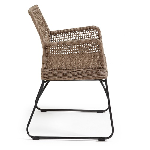 Linea Furniture Pascal Rope Outdoor Armchairs