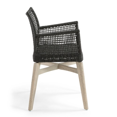Linea Furniture Janis Rope Outdoor Armchairs