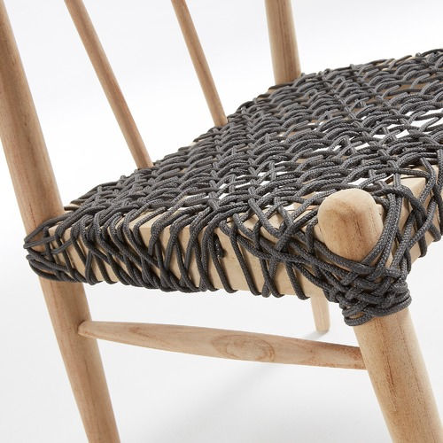 Linea Furniture Rhys Rope Outdoor Dining Chairs