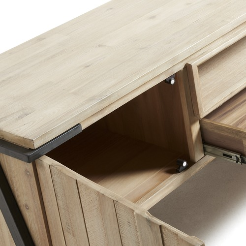Linea Furniture Elisa 1 Door 1 Drawer Entertainment Unit