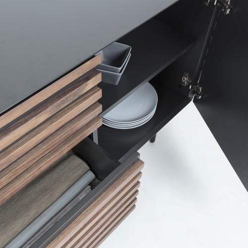Linea Furniture Slatted Ekko Buffet