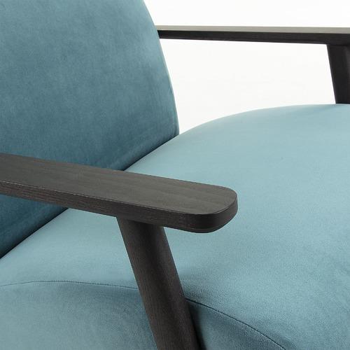 Linea Furniture Persephone Velvet Armchair