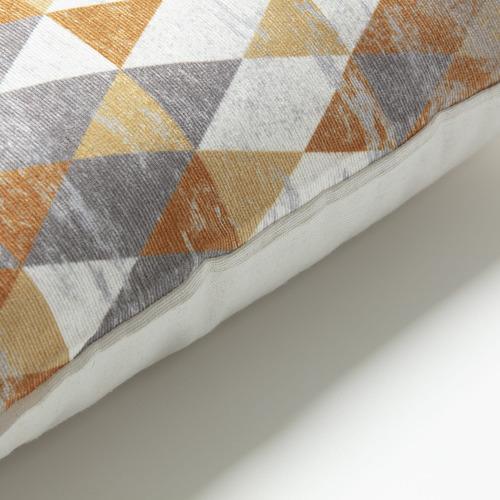 Linea Furniture Vintage-Style Geometric Sally Cushion