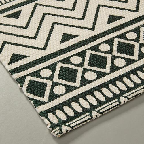 Linea Furniture Tara Cotton Rug