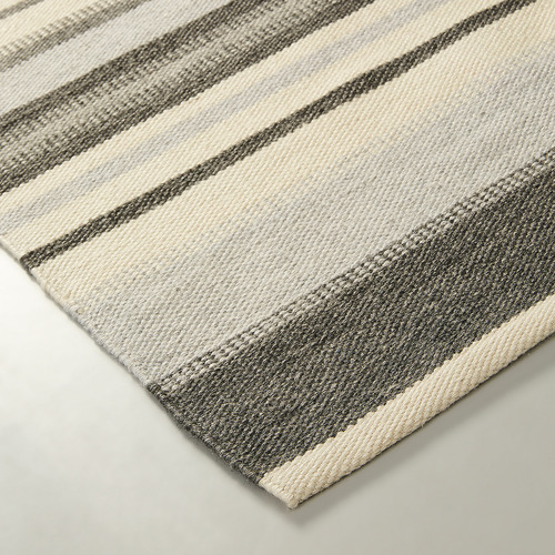 Linea Furniture Grey & Beige Lawrence Outdoor Rug