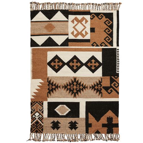 Linea Furniture Sirsa Wool & Cotton Rug