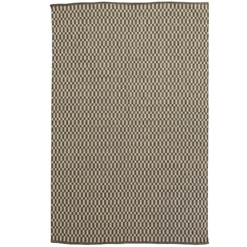 Linea Furniture Brown Cassie Outdoor Rug