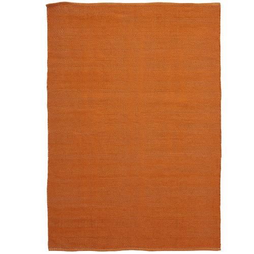 Linea Furniture Orange Selik Outdoor Rug