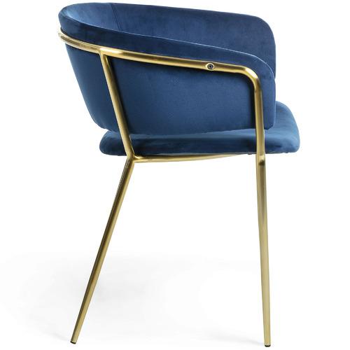 Amon Velvet Dining Chairs