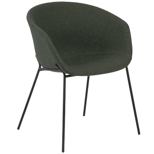 Linea Furniture Vanya Wool-Blend Dining Chair
