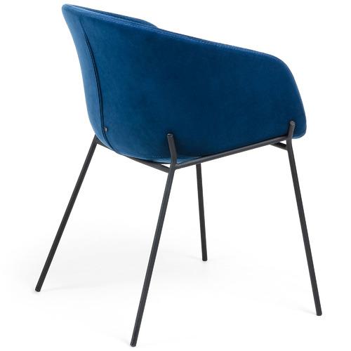 Linea Furniture Vanya Velvet Dining Chair