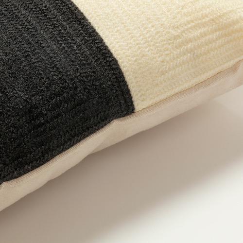 Linea Furniture Rashi Cotton-Blend Rectangular Cushion