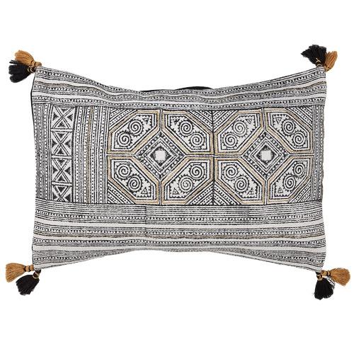 Linea Furniture Kilian Cotton Rectangular Cushion