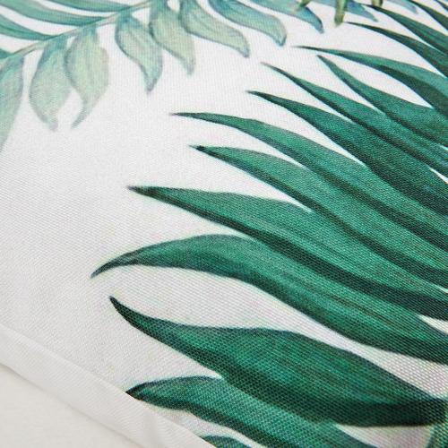 Linea Furniture Fern Print Anichie Outdoor Cushion