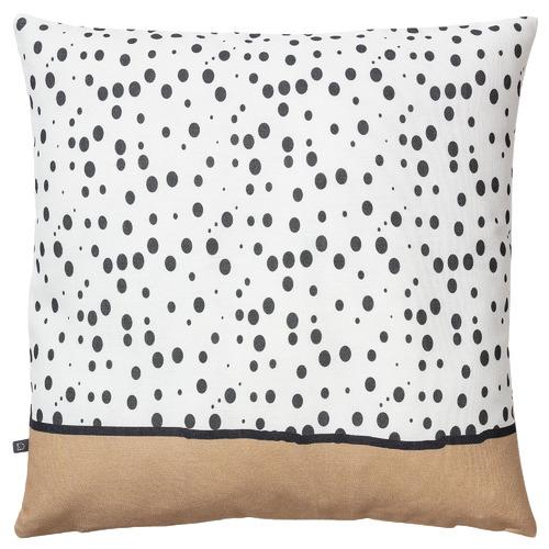 Linea Furniture Polka Dot Jana Cotton Cushion