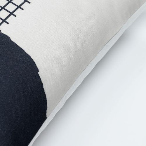 Black & White Armida Cushion