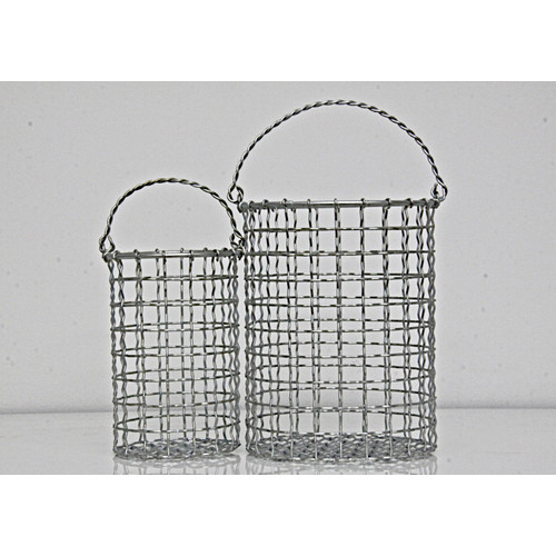 Mes Homewares 2 Piece Basket Set