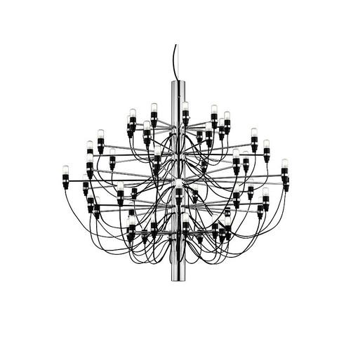 replica flos 2097 chandelier temple webster
