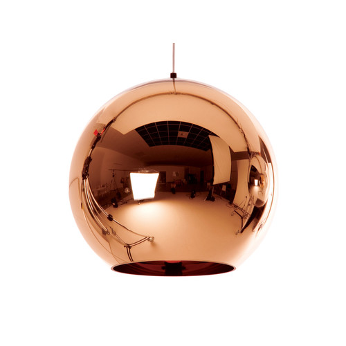 Observatory Lighting Replica Tom Dixon Copper Pendant