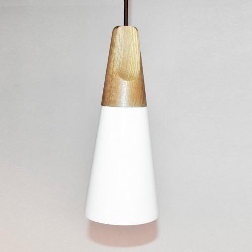 Observatory Lighting Replica Titus Wood Pendant