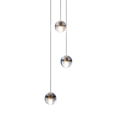 Observatory Lighting Replica Bocci 3 Light Pendant