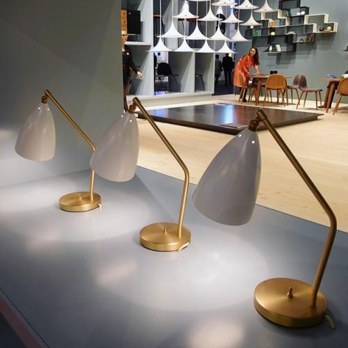 Observatory Lighting Grasshopper Table Light Replica