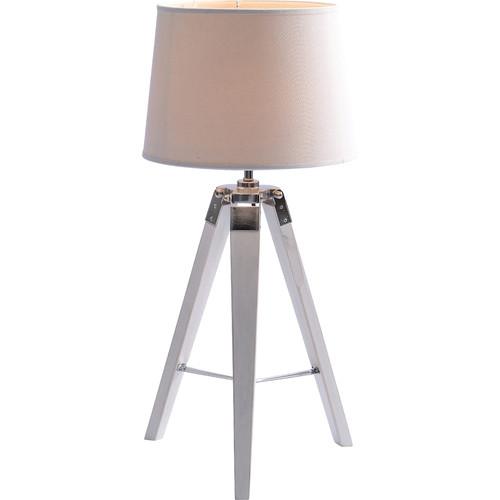 New Life Lighting Eric Small Tripod Table Lamp