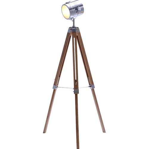 New oriental sigrid large tripod floor lamp