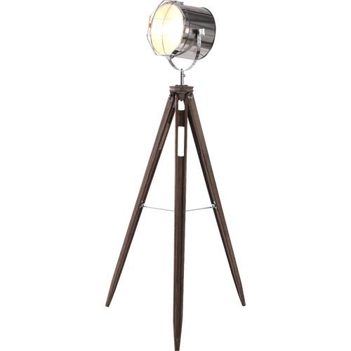 New Life Lighting Christena Ki New & Old Large Tripod Floor Lamp