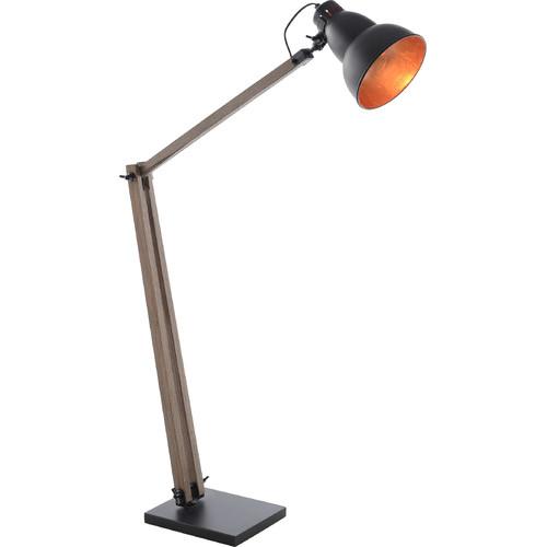 New Life Lighting Jenson Natural Large Floor Lamp