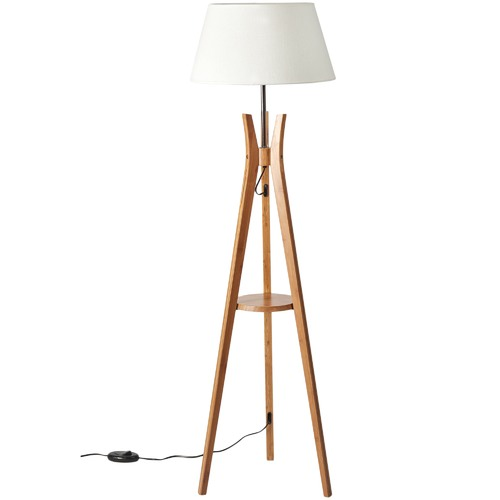 New Life Lighting Luce Tripod Floor Lamp
