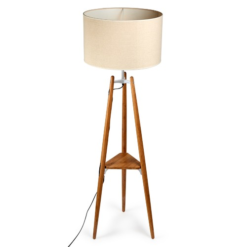 New Life Lighting Olly Tripod Floor Lamp