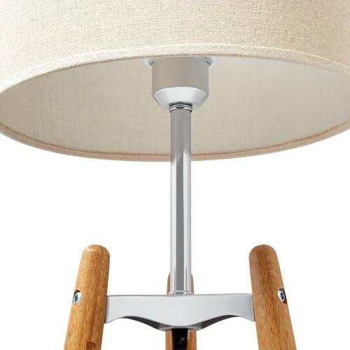 New Life Lighting Madison Tripod Table Lamp